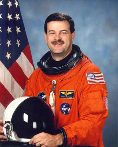 Astronaut Scott Altman